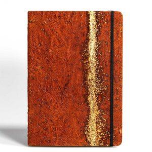 PureBooks. Bark Cloth - ein Notizbuch aus dem Tuch der Könige.
