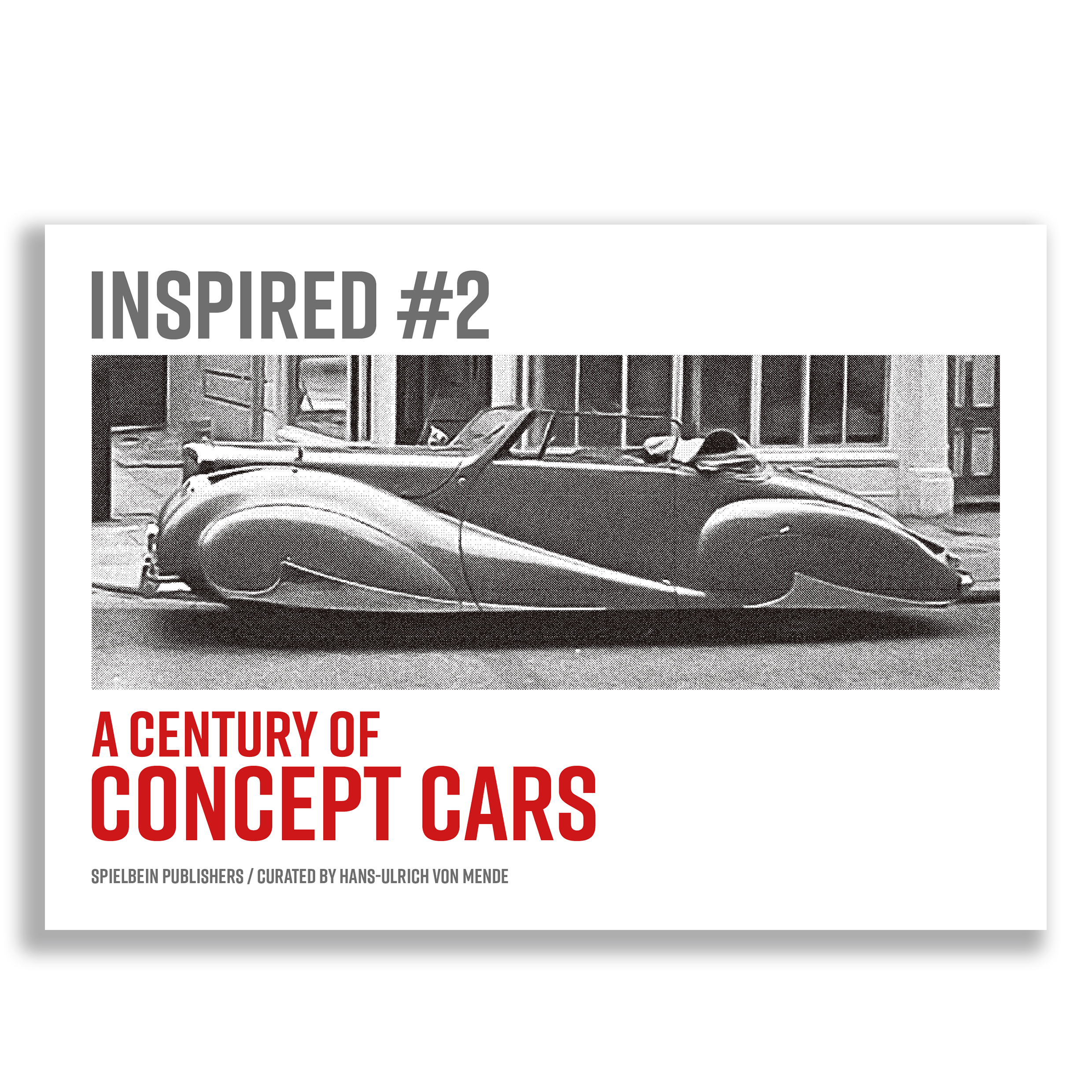 Inspired 2 A Century Of Concept Cars Car Design